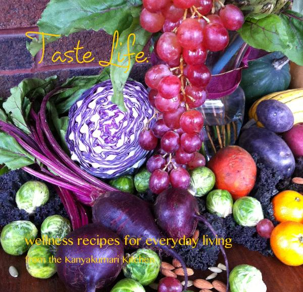 taste life kk cookbook