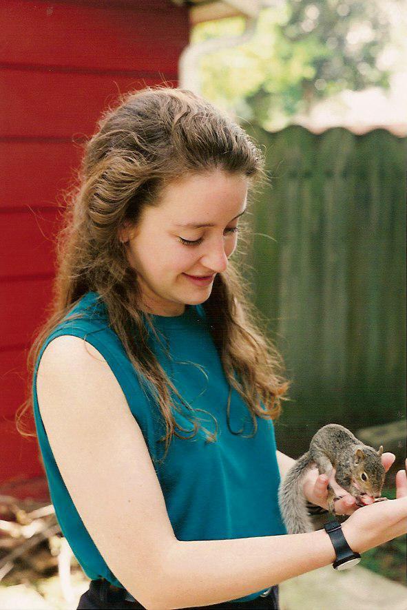 Tresa&Squirrel