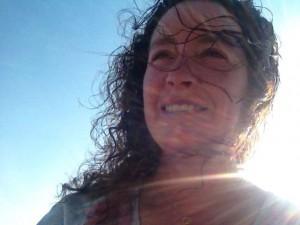 tresa in sunlight
